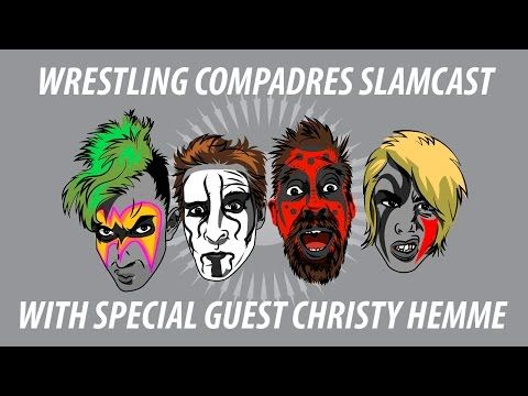 Christy Hemme exclusive Wrestling Compadres interview