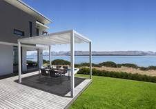 Exklusive Optik für moderne Terrassen