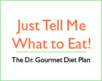 Just tell me what to eat! Healthy recipes!
