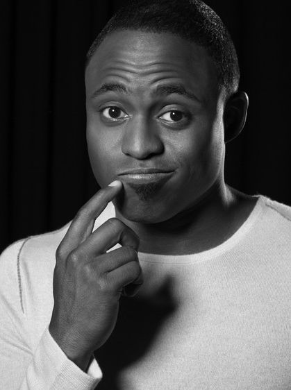 Wayne Brady, American actor, singer, comedian and television personality. He is known for his work as a regular on the American version of the improvisational comedy TV series Whose Line Is It Anyway? as well as former host of the talk show The Wayne Brady Show, the original host of Fox's Don't Forget the Lyrics!, & current host of the 2009 revival of Let's Make a Deal. He also starred on the Chappell's Show sketch, Dave's Night Out with Wayne Brady.