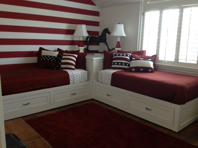 Small Bedroom Ideas For Two Beds Home Decor 19 Twin Beds Guest Room Small Guest Rooms Small Kids Room