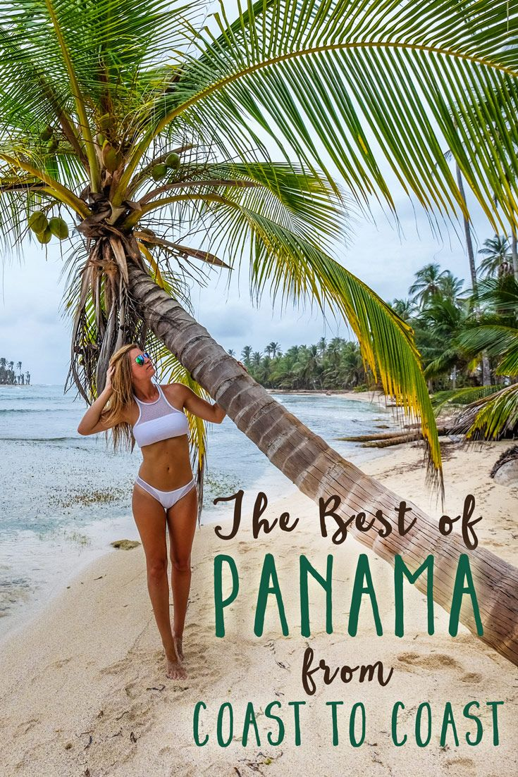 There is literally something for everyone in Panama, whether you come for world-famous shopping, the pristine islands of San Blas or for a stroll through the historic Casco Viejo district. #Panama