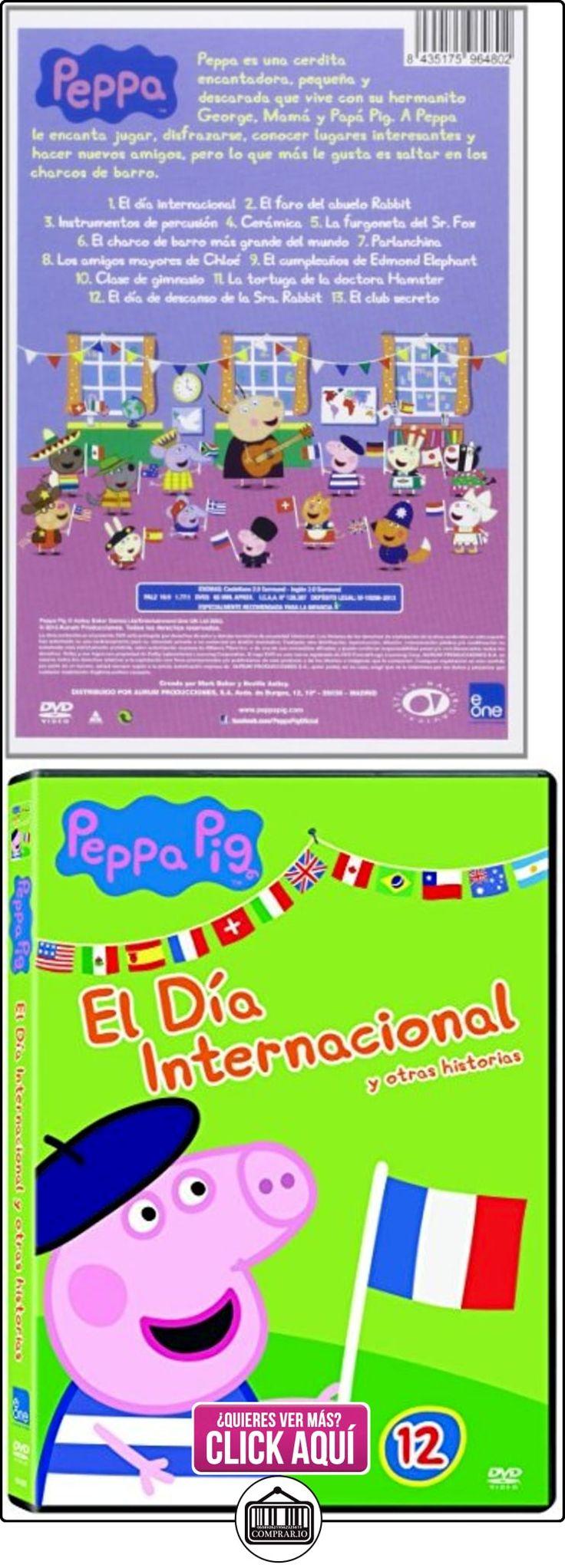 Peppa Pig - Volumen 12 [DVD]  ✿ Peppa Pig - Peppa La Cerdita ✿ ▬► Ver oferta: http://comprar.io/goto/B00HRWMQYW