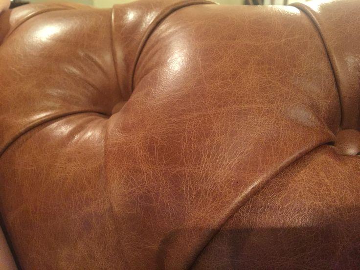 Monarch sofa kenzie sectional saddle leather
