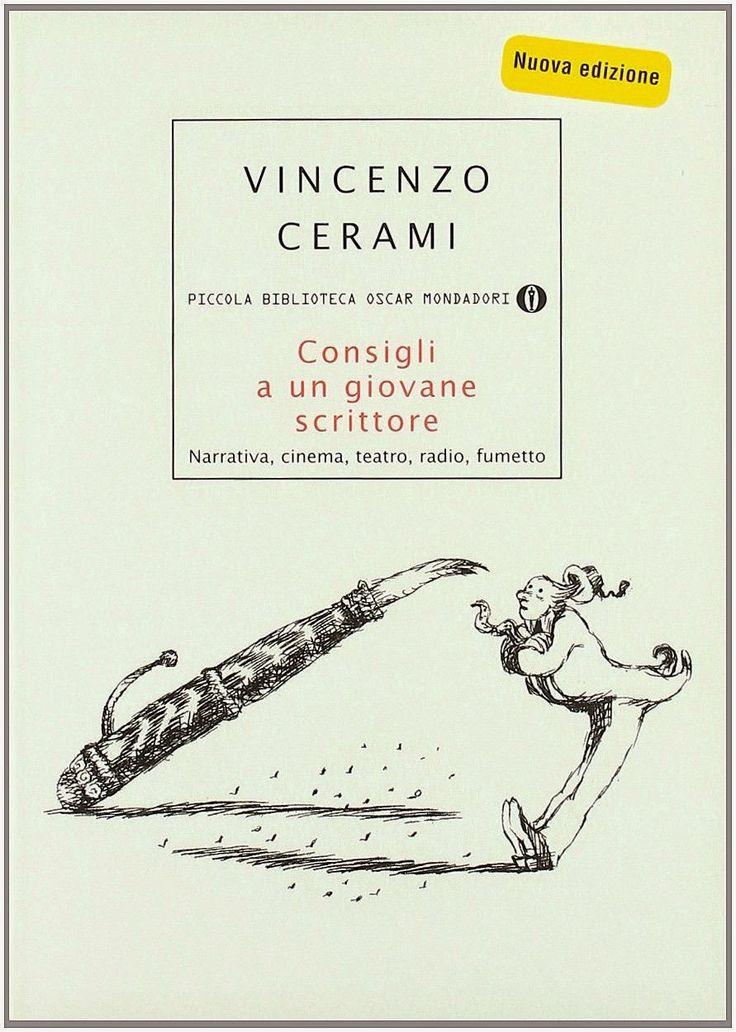 La ragazza con gli occhiali viola: Consigli a un giovane scrittore || Vincenzo Cerami...