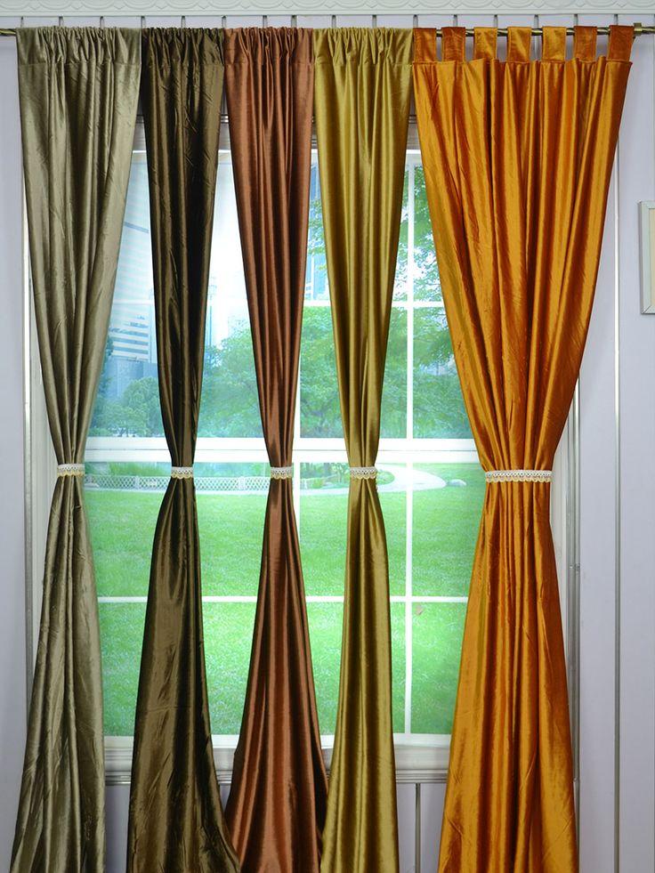 36 best Plain Velvet Curtains & Fabrics images on Pinterest ...