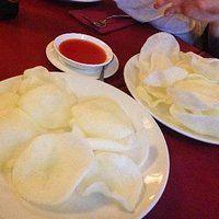 Nuvole di drago cinesi fatte in casa