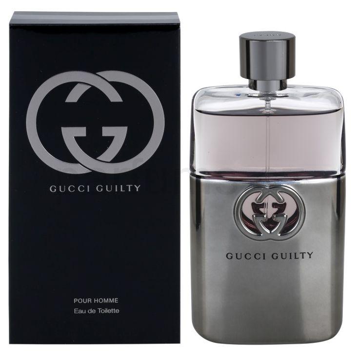 Gucci Guilty Pour Homme, toaletní voda pro muže parfums.cz