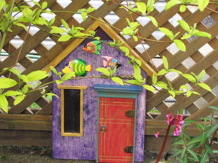 fairy door ....fishy