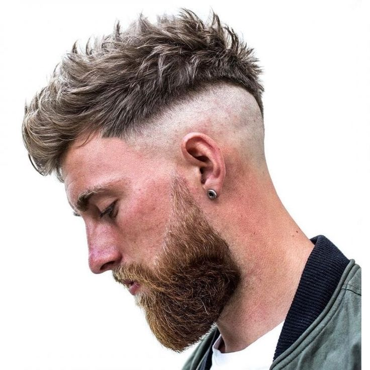 20 Modern Faux Hawk (aka. Fohawk) Hairstyles – Keep it even more exciting