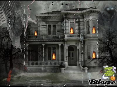 Spook house!