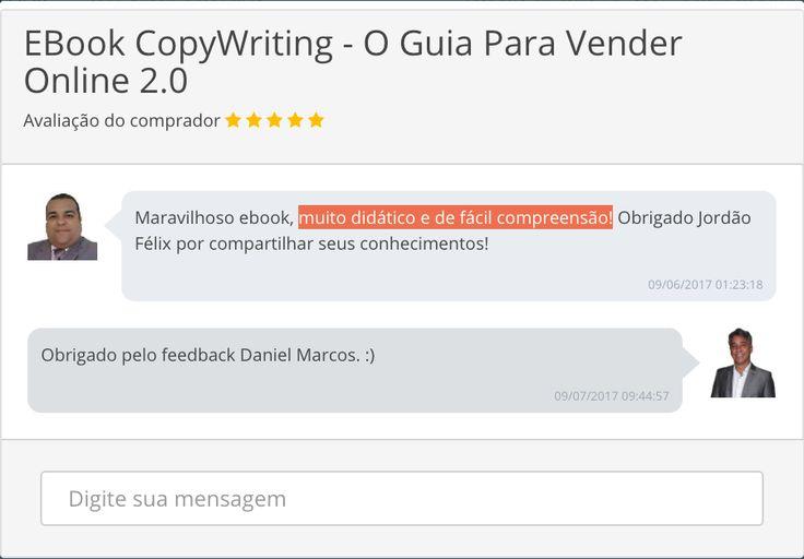 E-Book Copywriting O Guia Para vender Online - Rentabilização - Empreendedorismo Digital