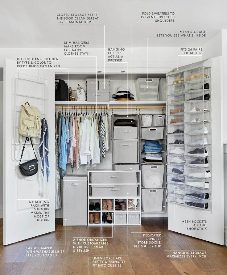 Genius Closet Organizing Ideas From Target S New Made By Design Line Bedroom Organization Closet Room Organization Bedroom Closet Hacks Organizing