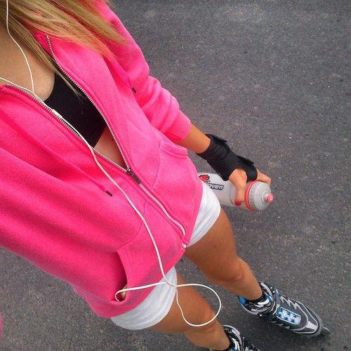Výsledek obrázku pro workout girl tumblr