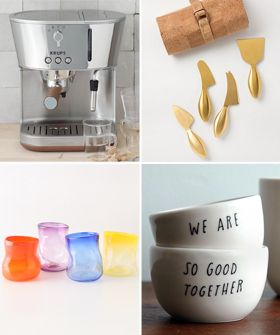 The Best Last-Minute Wedding Gifts — Forget That Picked-Over Registry #refinery29  http://www.refinery29.com/46956