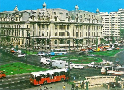 Intersectia de la Universitate 1979.jpg