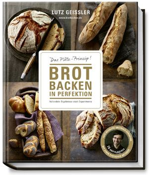 """Cover """"Brot backen in Perfektion"""""""