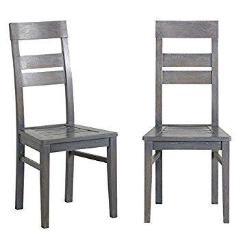 Risultati immagini per sedie legno grigio