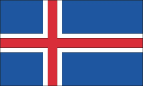 Our expertly crafted Flags of Iceland are unsurpassed in color, authenticity and craftsmanship. The designs are always in correct proportion to the flag size.