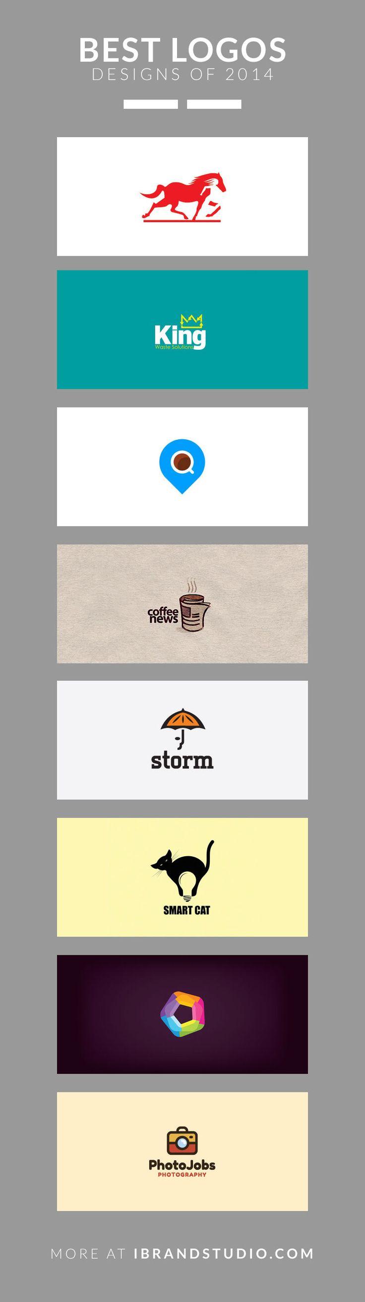 60 Best Logo Designs of 2014 #logos #inspiration