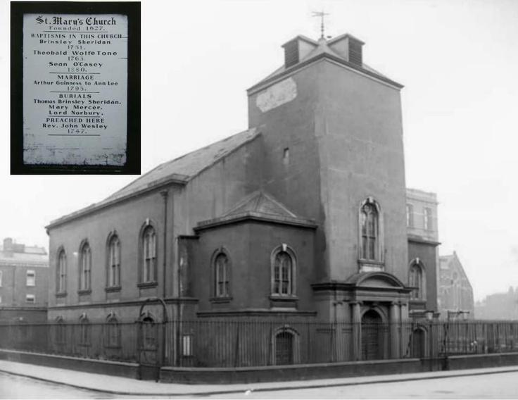 St Mary's Church, Mary Street