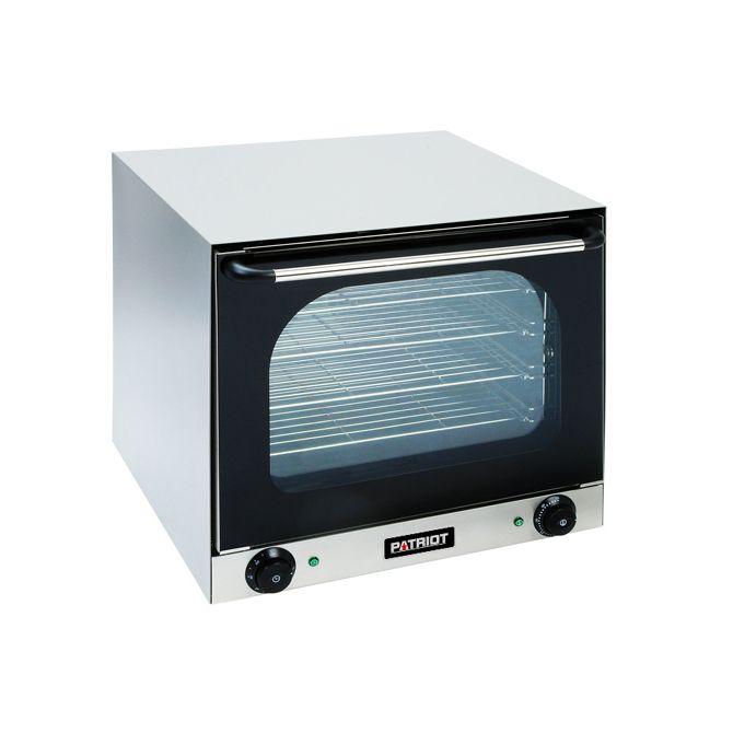 Patriot Half Size 208 240v Electric Countertop Convection Oven 23