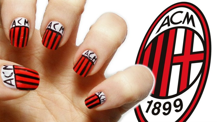 Roslion90 AC milan http://#nail http://#nails http://#nailart