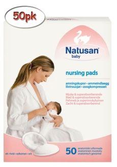 Natusan First Touch Ammeinnlegg 50stk