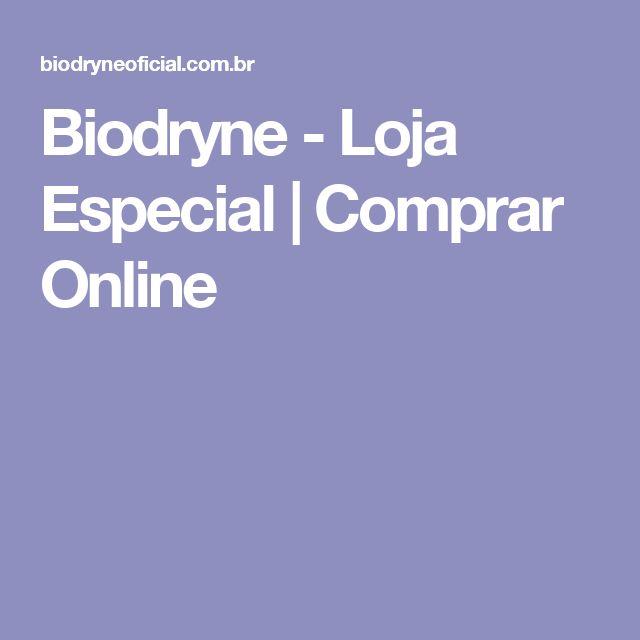 Biodryne - Loja Especial | Comprar Online