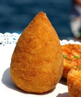 arancini di riso.... è amore!!