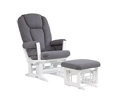 The timeless tradition of rocking ones baby to sleep just got a little easier with state-of-the-art upgrades! Perfect for soothing baby to sleep, watching TV or reading, this Modern glider and ottoman combo offer an exceptionally smooth and extra long gliding motion with thick cushions and... more details available at https://furniture.bestselleroutlets.com/game-recreation-room-furniture/gliders/product-review-for-dutailier-modern-glider-with-multiposition-recline-and-ottoman
