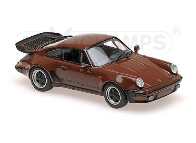 Model car Porsche 911 Turbo 3.3 (930) 1979