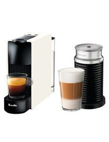 Nespresso Essenza Mini Machine, White, BEC250WHT product photo