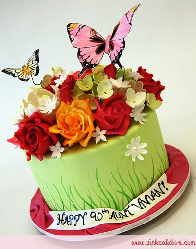 73 best 90th images on Pinterest 90th birthday cakes 90th