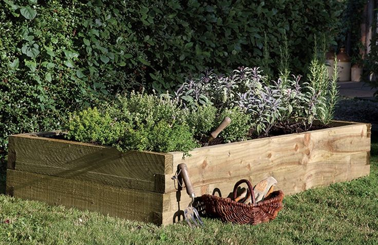 1000 ideas about treated timber on pinterest diy - Pressure treated wood for garden beds ...