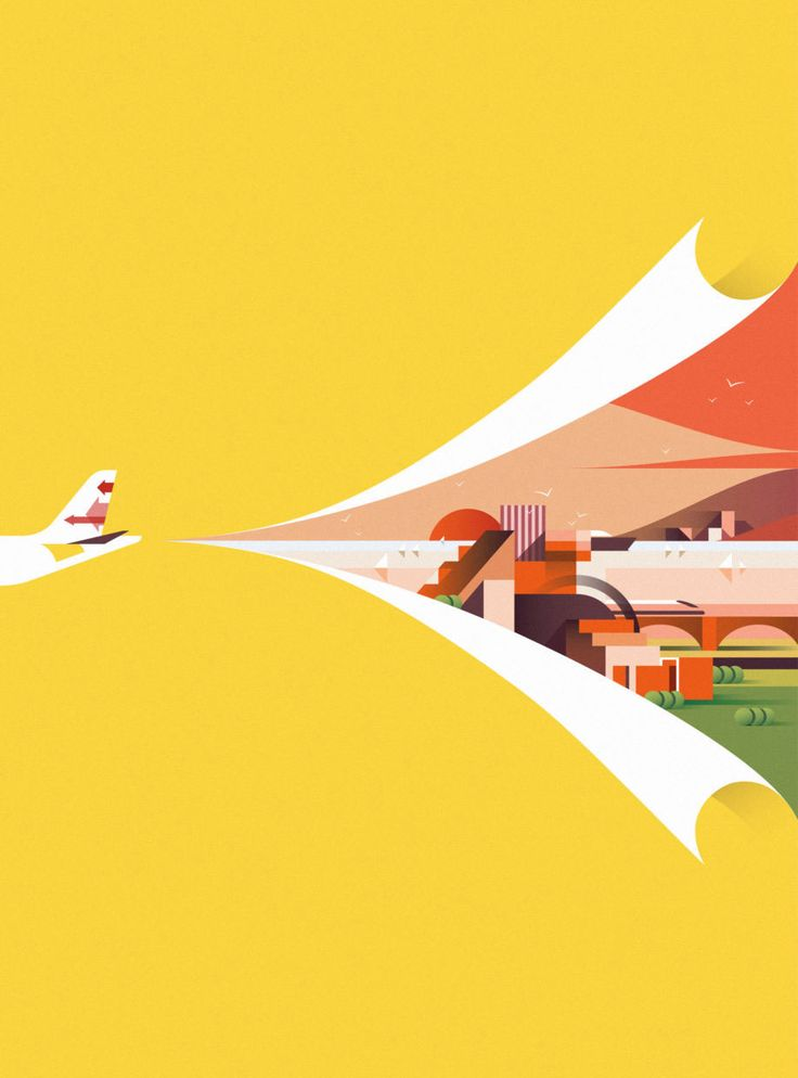 Ray Oranges,The world for the well travelled, for Monocle, 2015.