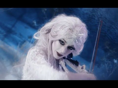 Lindsey Stirling - Dance of the Sugar Plum Fairy - YouTube