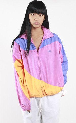 Vintage Nike Windbreaker Jacket
