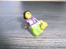 Ring Legomädchen