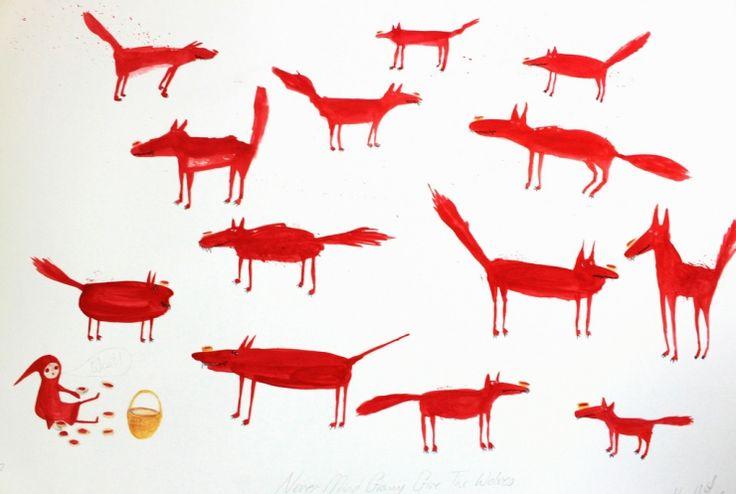 Little Red | Hazel Terry