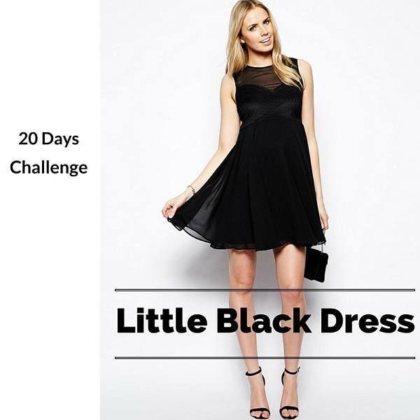 Black dress temptation 6 on your side