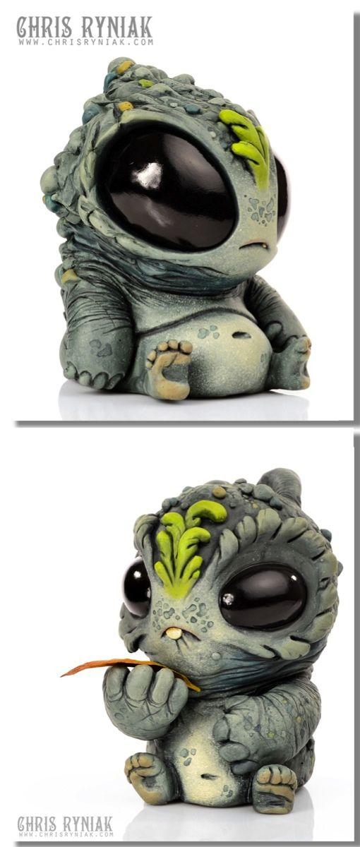 Sculptures by: Chris Ryniak
