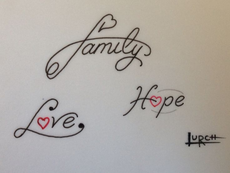 small feminine tattoo designs family love hope wrist hand ankle foot tattoo pinterest. Black Bedroom Furniture Sets. Home Design Ideas