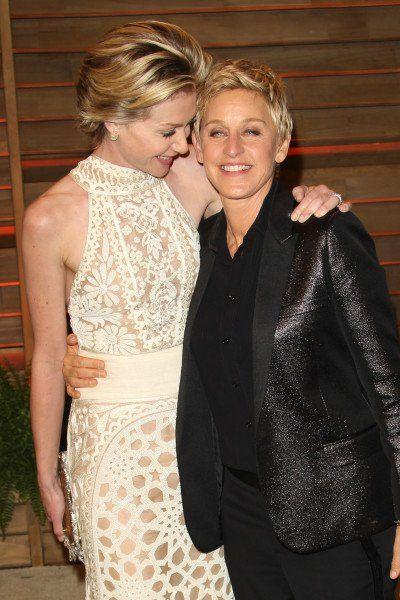 Ellen DeGeneres and Portia de Rossi: Headed For Divorce Due to Portia's Drinking?