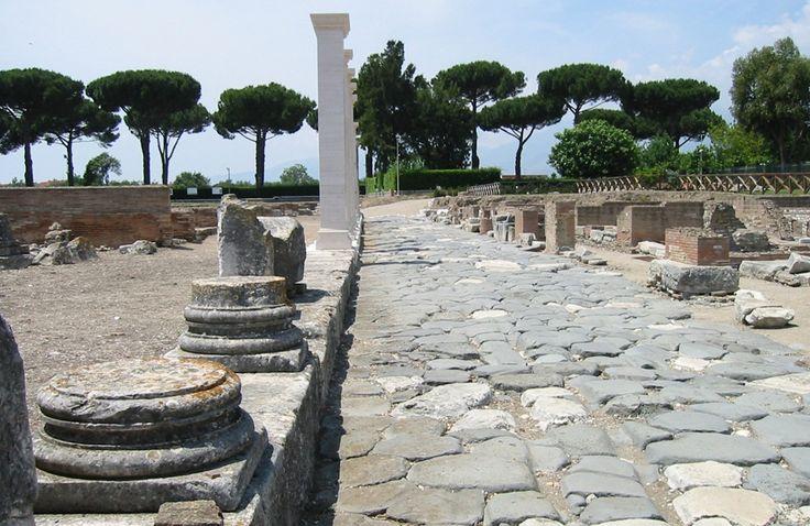 Appian Way - Rome, Italy ... Full gallery http://666travel.com/appian-way-rome-italy/