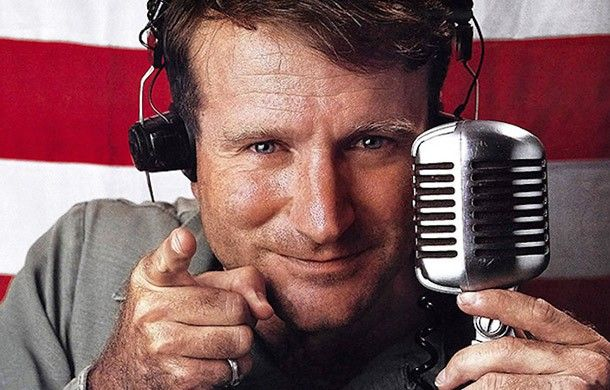 Remembering Robin Williams: His 10 Most Inspirational Quotes