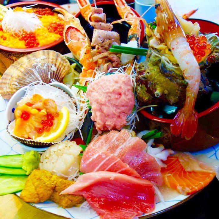 簡直是全東京最值得留戀的海鮮丼—野口鮮魚店 | 美少旅戰士 – U Blog 博客