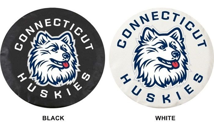 Use this Exclusive coupon code: PINFIVE to receive an additional 5% off the University of Connecticut Huskies Exact Fit Tire Cover at sportsfansplus.com