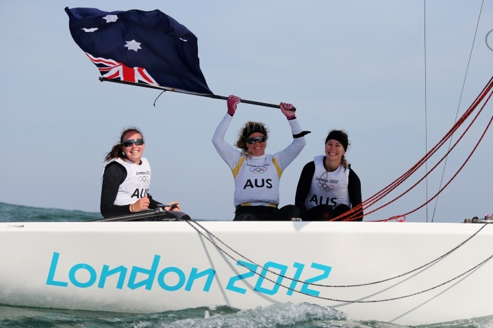#Sailing Silver medal thanks to Olivia Price, Nina Curtis and Lucinda Whitty http://london2012.olympics.com.au/news/match-racers-grab-silver