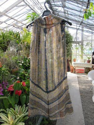 kokoparis: Saori Weaving